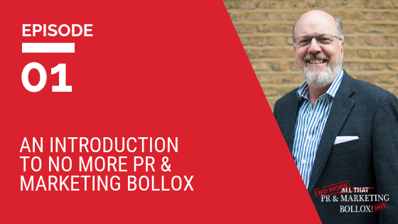 An introduction to No More PR & Marketing Bollox