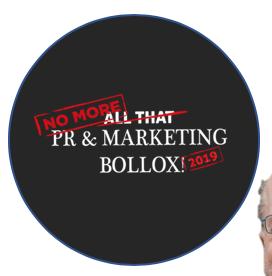 Picture of No More PR & Marketing Bollox!