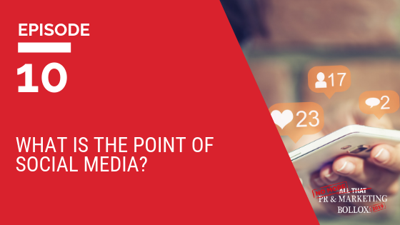 What is the point of social media blog image 2